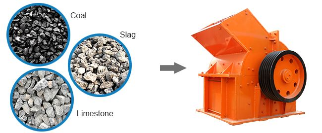 Hammer Crushing Stone : Hammer crusher stone crushing equipment china largest